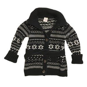 3/$25 Old Navy Button Down Knit Sweater 2T
